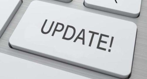 Update the software program
